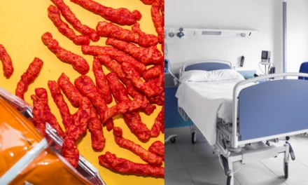 Doctors Are Pleading Parents To Stop Letting Their Kids Eat Hot Cheetos