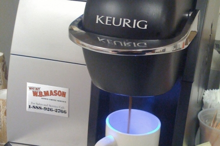 Here's The Most Efficient Way To Clean Your Keurig