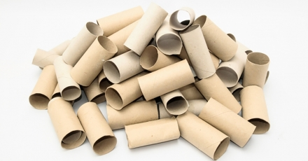 Stop Throwing Away Empty Toilet Paper Rolls. Here's 12 Ways To Reuse Them Around The House