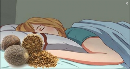 Just 1/4 Teaspoon Of THIS Spice Will Help You Beat Insomnia And Sleep All Night Long!
