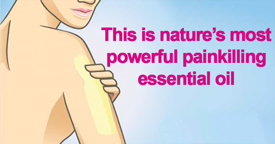 Nature S Essential Oil Pain Relief
