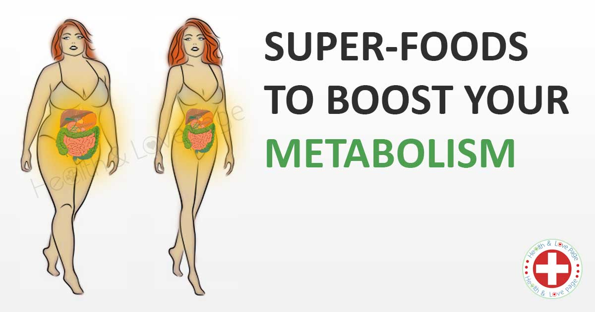 lose weight naturally boost metabolism