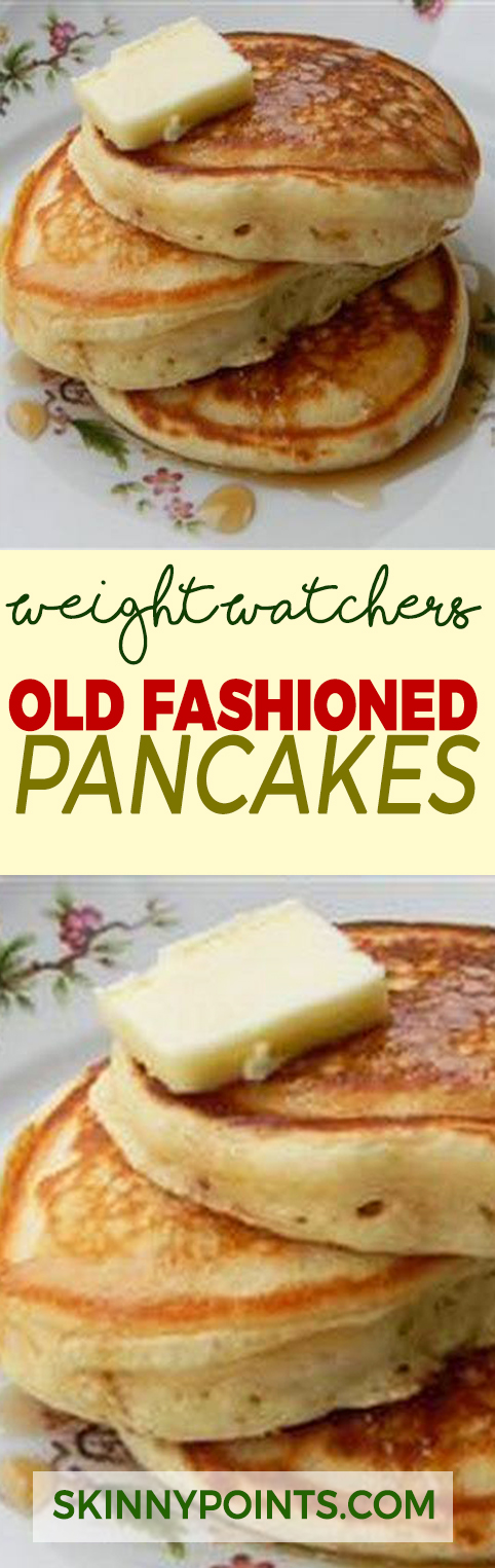 Old-Fashioned Pancakes Recipe - m 54