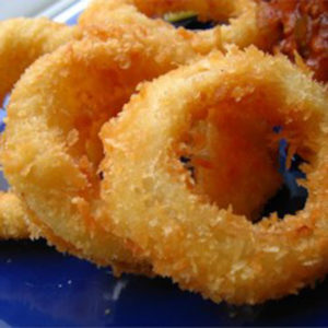 What Does Onion Rings Taste Like