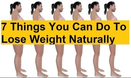 7 Things You Can Do To Lose Weight Naturally